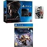 Contenu : Console PlayStation 4 + Metal Gear Solid V : The Phantom Pain + Steelbook exclusif Amazon Destiny : le roi des corrompus - édition légendaire