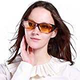 Duco Myopia Night Vision Glasses Specific For Night Driving Polarized 8954Y