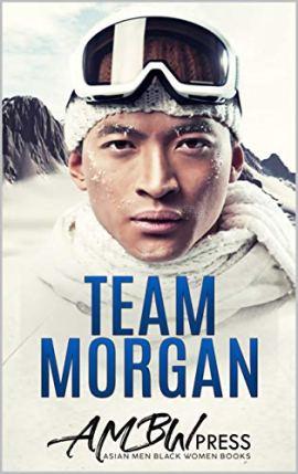 Team Morgan: AMBW Winter Sports Romance by [Jade Moon, AMBW Press]