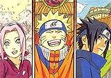 HGlSG DIY Pintar por números Patrón de Imagen de Anime de Naruto Pintura por números para niños con Pincel y Pintura acrílica Pintura por números para Adultos Pinturas para salón Ad40x60cm(Sin Marco)