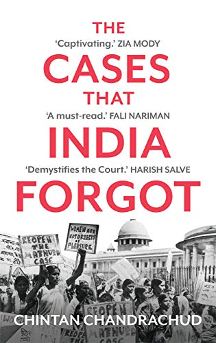 The Cases That India Forgot eBook: Chandrachud, Chintan: Amazon.in ...