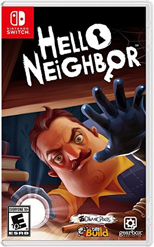 Hello Neighbor (輸入版:北米) - Switch