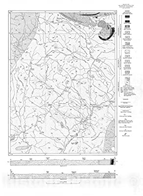 VINTAGE MAP REPRODUCTION: Add style to any room's decor with this beautiful decorative print. Whether your interior design is modern, rustic or classic, a map is never out of fashion MUSEUM QUALITY INKS AND PAPER: Printed on thick 192gsm heavyweight ...