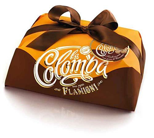 Nuova Colomba Artigianale Flamigni con Cioccolato e Arance candite