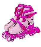 Rollers évolutifs 2 en 1 Pat Patrouille - Position patins ou rollers par...