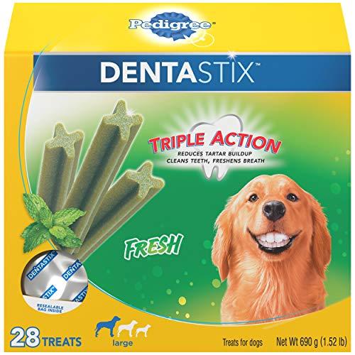 PEDIGREE DENTASTIX Fresh Breath Large Dog Dental...