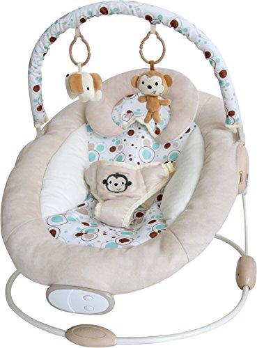 Bebe Style Premium Babyschaukel & Babywippe im Luxus Design – Baby Wippe, Schaukel & Schaukelwippe