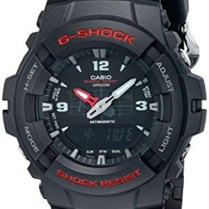 Casio Men's G-Shock Classic Analog-Digital Watch 18