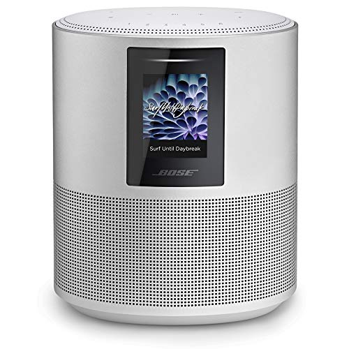Bose Smart Speaker 500 スマートスピーカー Bluetooth, Wi-Fi接続 マイク付 タッチ操作 17 cm (W) x 20.3 ...