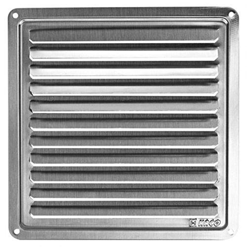 acciaio inossidabile griglia ventilazione griglia di aerazione cover coperchio 150x150 della griglia...
