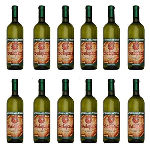 Vino Solopaca Bianco - Vinicola del Titerno ( 12 pezzi )