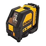 DEWALT (DW088LG) 12V MAX Line Laser, Cross Line, Green