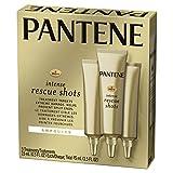 Pantene Rescue Shots Hair Ampoules Treatment, Pro-V Intensive Repair of Damaged Hair, 1.5 Fl Oz (Pack of 1)