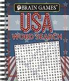 Brain Games - USA Word Search (#1)