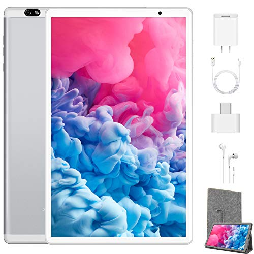 Tablet 10.1 Pollici 4G Android 10.0 Quad Core DUODUOGO G20 Tablet 4GB RAM 64GB ROM/Fino a 128GB WIFI...
