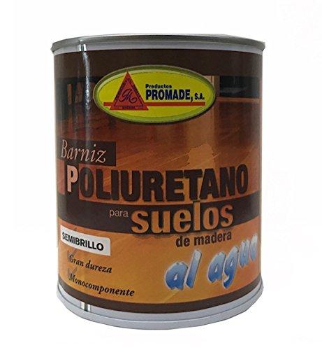 Promade - Vernice poliuretanica ad acqua per pavimenti in legno, 750 ml