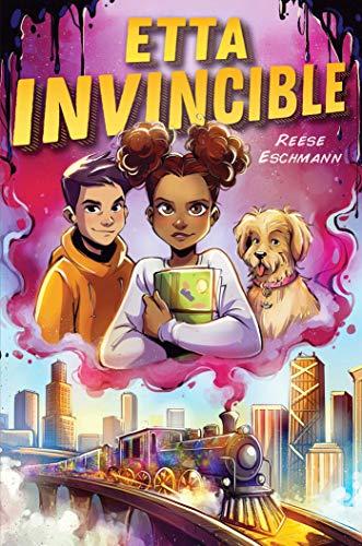 Etta Invincible by [Reese Eschmann]