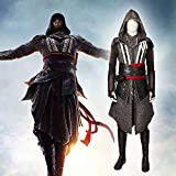 MuYuan Assassin 's Creed Callum Lynch Aguilla Cosplay Costume Serré Scène...