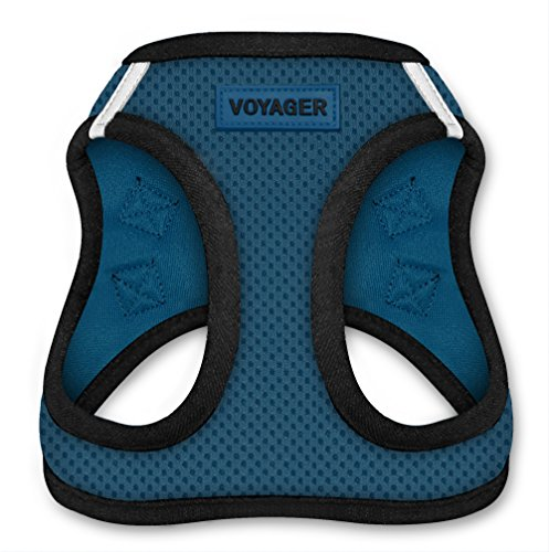 Voyager Step-In Air Dog Harness - All Weather Mesh...