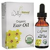 Organic Ear Oil 1 fl oz Liquid