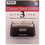 Wahl Custom Shave, DynaFlex & ID Super Close/Ultra Clean Foil Screen