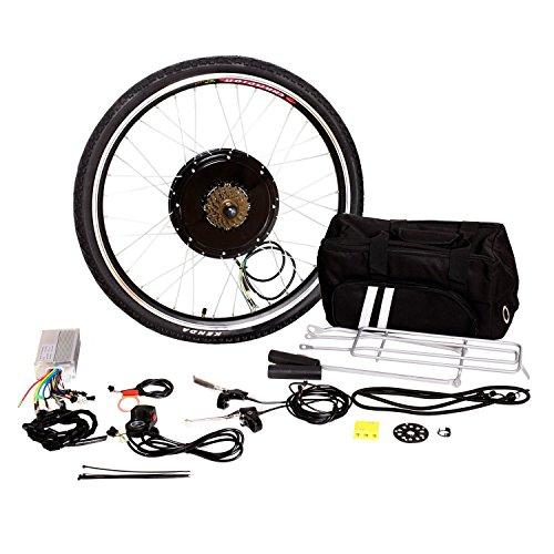 Tenive 48v 1000w E Bike Electric Bicycle Hub Motor Conversion Kit 26