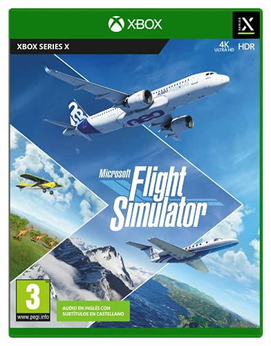 Flight Simulator para Xbox Series X S