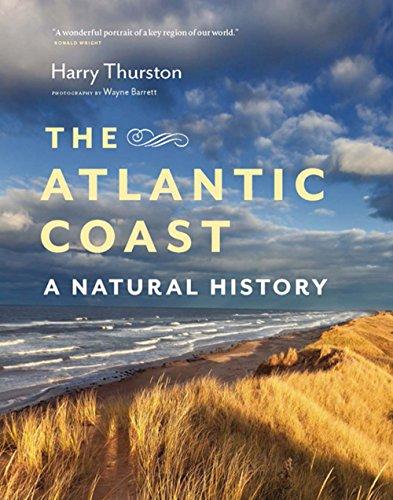 The Atlantic Coast: A Natural History (Hardcover)