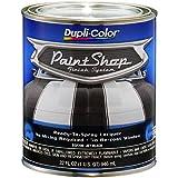 Dupli-Color BSP200 Jet Black Paint Shop Finish System - 32 FL OZ, Step 2,single