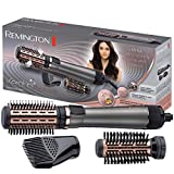 Remington AS8810 Brosse Cheveux Keratin Protect Rotative, Soufflante,...