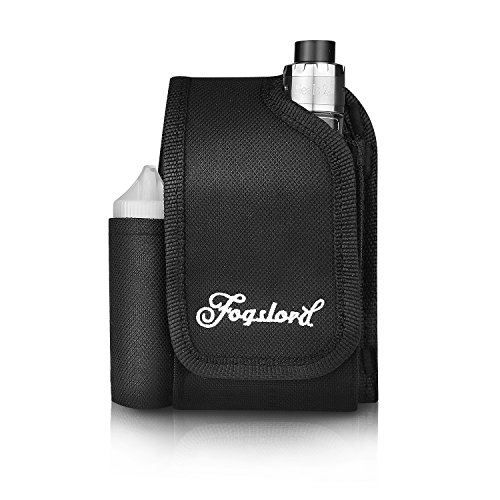 Fogslord Travel Carry Vape Case Multiple Use for Vape Box Mod Kit Bag Portable Travel to Keep Your Vape Accessories Organized
