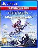 Jeu RPG d'action Horizon Zero Dawn sur PlayStation 4, Histoire des aventures d'Aloy, une jeune chasseuse, dans un monde où les humains ne sont plus l'espèce dominante, Pour les gamers et les fans de jeu d'action et de RPG Des graphismes à couper le s...