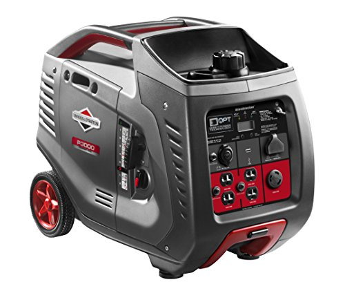 Briggs & Stratton 30545 Inverter Generator, Gray