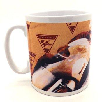 Moto GP Heritage Legends Mug Official Merchandise 2016