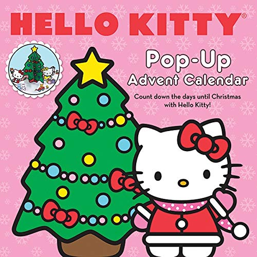 Hello Kitty Pop-Up Advent Calendar
