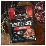 Jack Links Beef Jerky Original – Proteinreiches Trockenfleisch vom Rind – Getrocknetes High Protein Dörrfleisch – 12er Pack (12 x 70 g) - 4