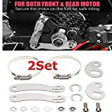 Set of 2 Universal Torque Arm Conversion Kit Electric Bike Mountain Bicycle Cycling for E-Bike Electric Bicycle -Front or Rear,E-Bike Conversion kit
