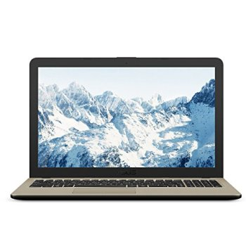 "ASUS Laptop, 15.6"" Full HD, Intel Core i5-7200U Processor (3M Cache, Up to 3.1GHz), 8GB DDR4 RAM, 1TB FireCuda SSHD, DVD-RW Drive, Micro SD Card Reader, Windows 10 - X540UA-DB52"