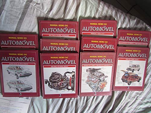 Manual Globo do Automóvel vol. 1 Mecânica de Nível Básico