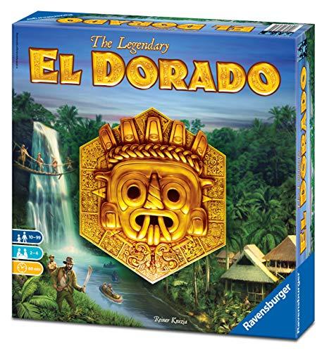 Ravensburger El Dorado Gioco di Famiglia, Multicolore, 26032