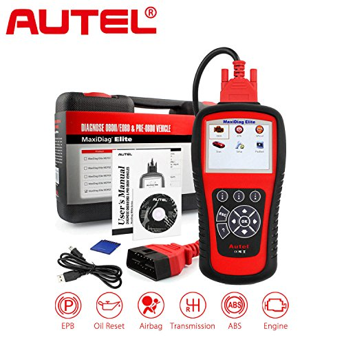 Autel Scanner MD802 Maxidiag Elite...