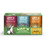 Lily's Kitchen Cibo Umido per Cani Senza Cereali Multipack - Pacco da 6 x 400 g