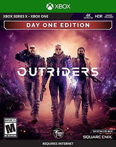 Outriders(輸入版:北米)- XboxOne