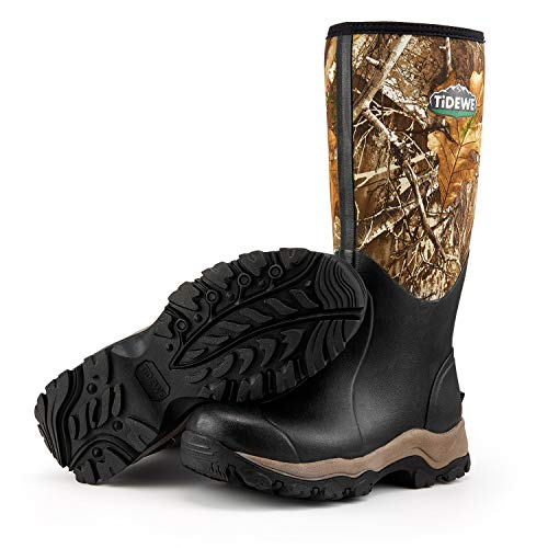 TideWe Hunting Boot for Men, Insulated...