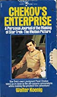 Chekov's Enterprise: A Personal Journal of the Making of Star Trek, the Motion Picture 0671832867 Book Cover