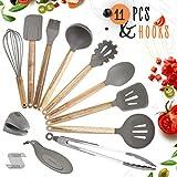 Santai Living Kit ustensiles de Cuisine, 12pcs Set Ustensiles de...