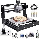 MYSWEETY Upgrade Version CNC 3018 Pro Engraver Machine, GRBL Control...