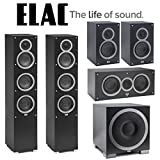 (1Pair) ELAC -Debut F5 Tower...