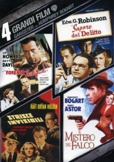 Humphrey Bogart (Box 4 Dvd)