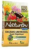 ENGRAIS UNIVERSEL NATUREN 4KG. /NC